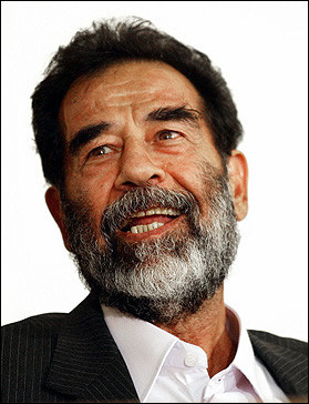Saddam Hussein assassinato
